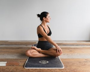 yoga to help cope with anxiety